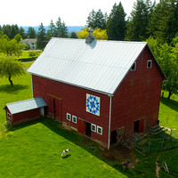 Oregon's Tualatin Valley Quilt Barns